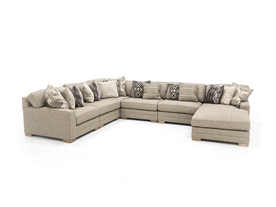 Casbah 7-pc. Sectional