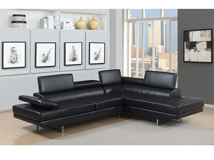 Aurora 2-pc. Sectional