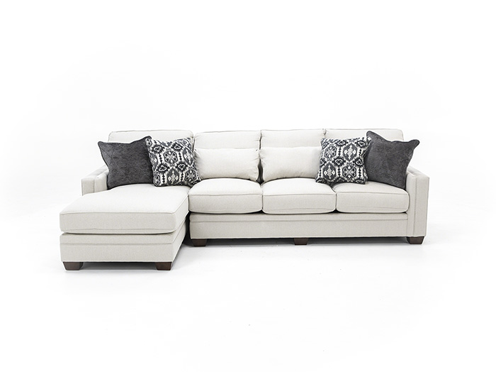 Whitney 2 Pc Sectional Steinhafels, King Hickory Furniture Reviews