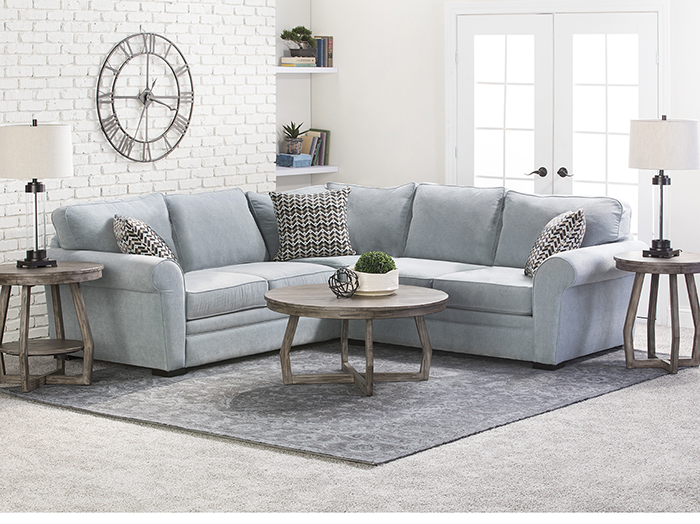 Orion 2 Pc Sectional Steinhafels, Jonathan Lewis Furniture