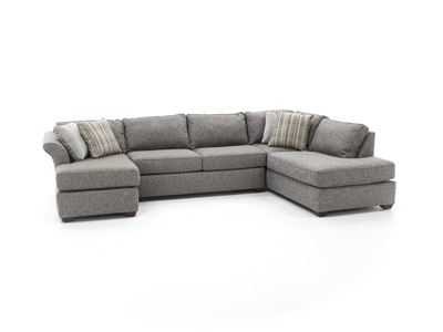 Trisha Yearwood 3-pc. Jaxon Sectional