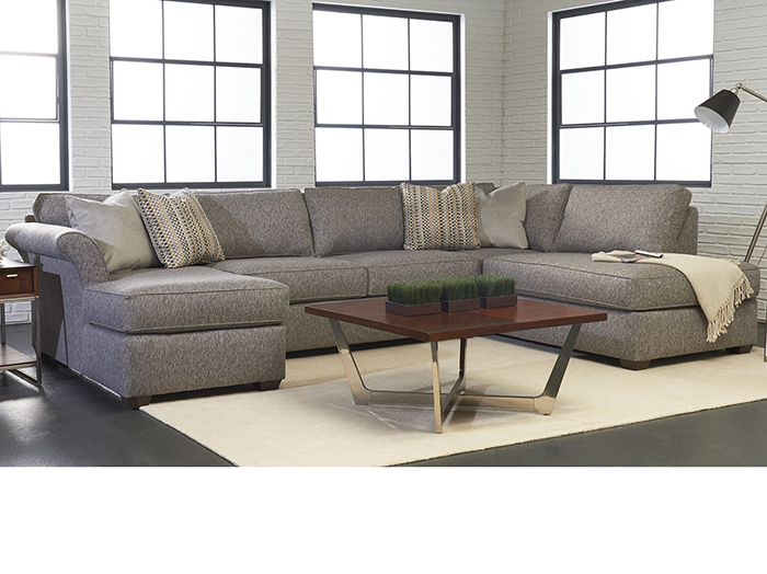 Trisha Yearwood 3 Pc Jaxon Sectional