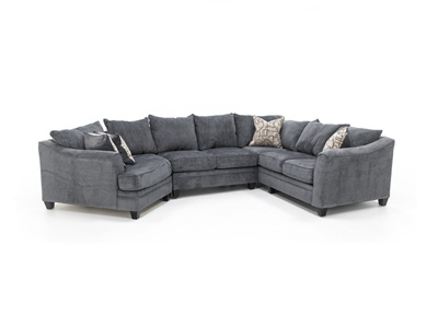 Kalis 3-pc. Sectional