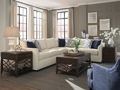 Trisha Yearwood Atlanta 2-pc. Sectional