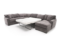 Artemis 4-pc. Sectional with Full Sleeper