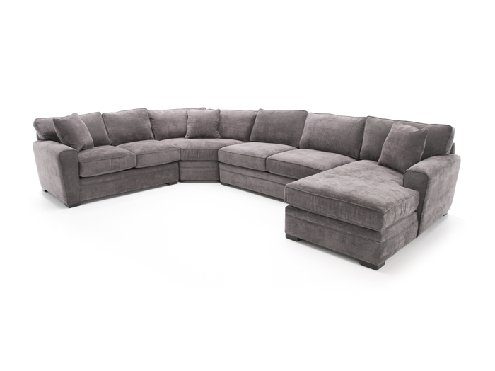 Remarkable Artemis 4 Pc Sectional With Full Sleeper Download Free Architecture Designs Terstmadebymaigaardcom