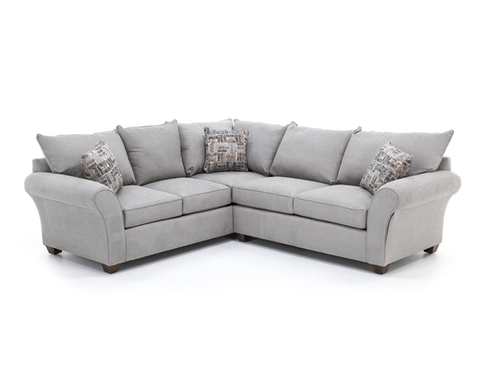 Fletcher 2-Pc. Sectional