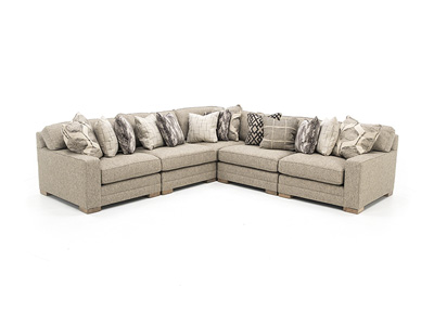 Casbah 5-pc. Sectional