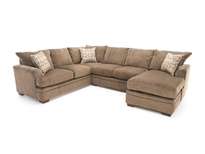 Cornell 2-pc. Sectional