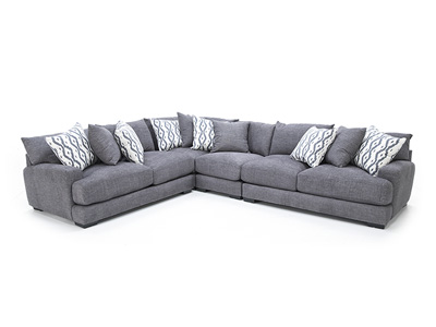 Largo 4-Pc. Sectional