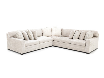 Remington 3-pc. Sectional