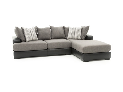 Madrid 2-pc. Sectional