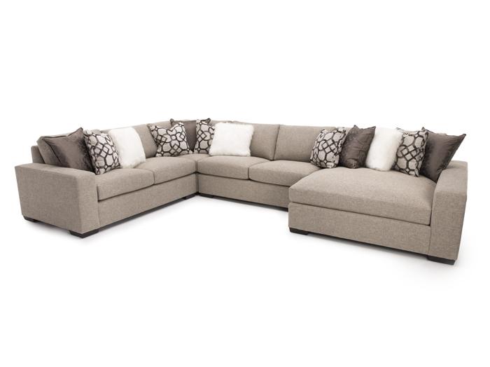 Sectional sofas orlando sectional bernhardt thesofa for Leather sectional sofa orlando