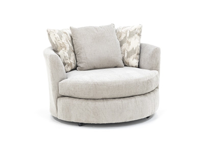 Allie Swivel Pod Chair