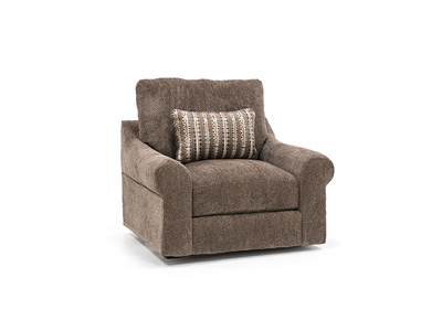 Rollins Wide Swivel Chair