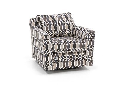 Jesse Swivel Accent Chair