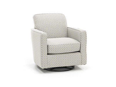 Emma Swivel Glider Chair