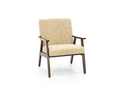 Horizon Wood Accent Chair