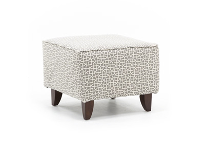 Lucy Accent Ottoman