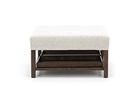 Trayce Square Cocktail Ottoman