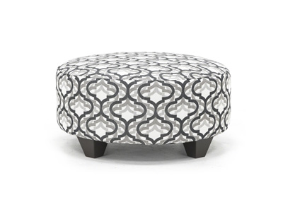 Moore Cocktail Storage Ottoman