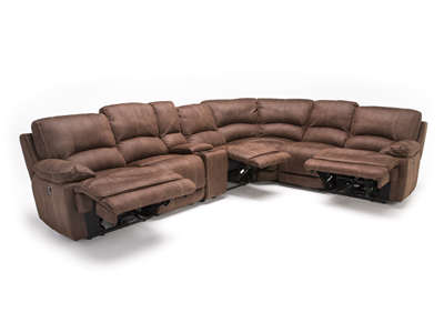 Roselle 7-pc. Power Recline Modular