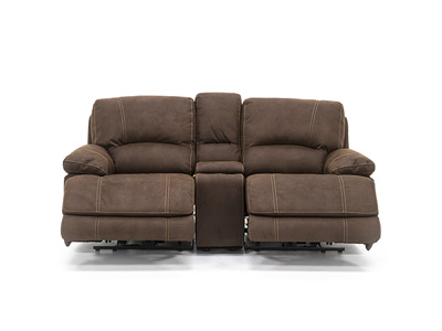 Roselle 3-Pc. Power Reclining Console Loveseat