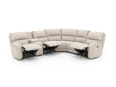 Ultimo 6-Pc. Fully Loaded Reclining Modular