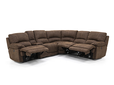 Roselle 6-pc. Sectional