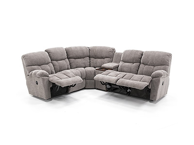 Roma 5-pc. Reclining Sectional