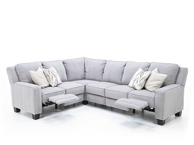 Lynwood 3 Pc. Power Reclining Sectional