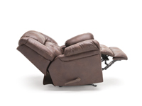 Cheyenne Chocolate Rocker Recliner