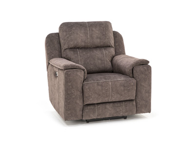 Tenor Power Recline with Power Headrest Recliner