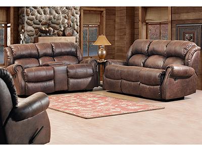 Steinhafels James Power Recline Sofa