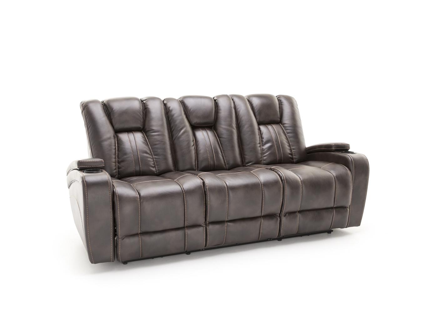 Transporter Power Recline Sofa
