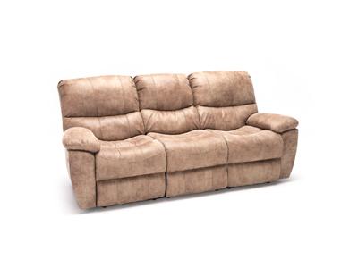 Steinhafels Placier Leather Power Recline Sofa