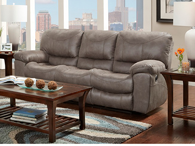 Stetson Power Recline Sofa