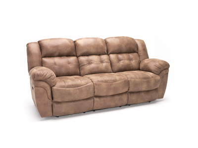 Cheyenne Almond Power Recline Sofa