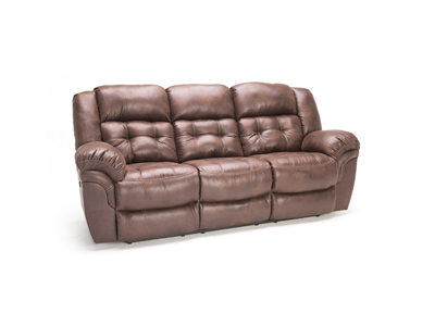 Cheyenne Chocolate Power Recline Sofa