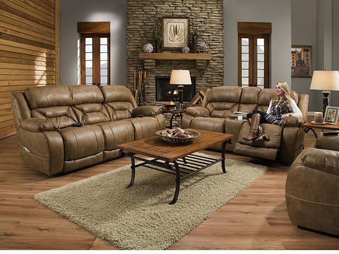laramie power recline sofa VE9R71XV