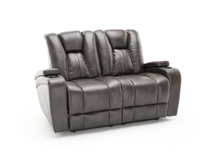 Transporter Power Recline Loveseat
