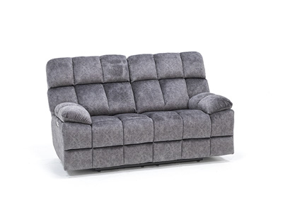 Caden Fully Loaded Recline Loveseat