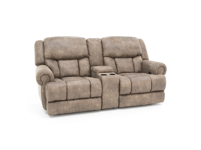 Direct Designs® Hercules Power Console Loveseat