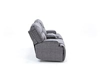Harland Power Recline Console Loveseat