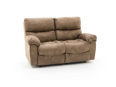 Dodge Power Recline Loveseat