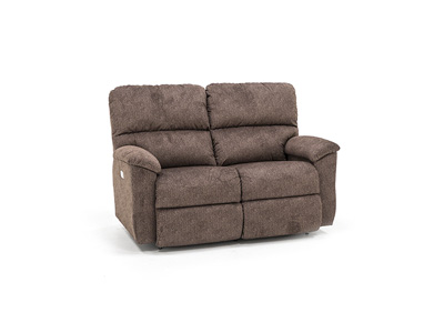 Seamount Power Recline with Power Headrest Loveseat