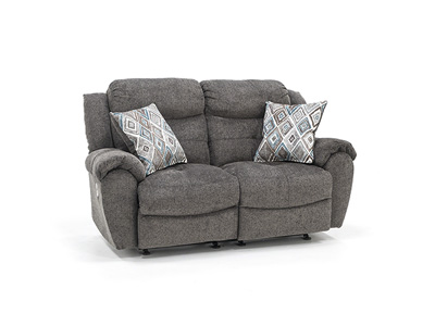 Camero Power Rocker Reclining Loveseat