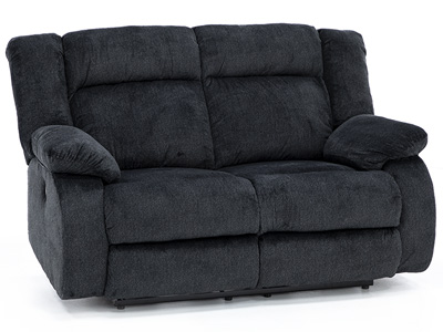 Dayton Power Reclining Loveseat