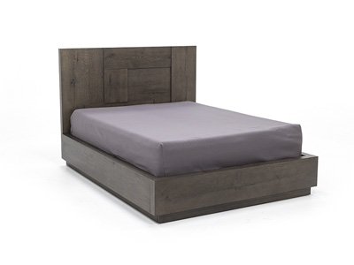 Destination King Platform Bed