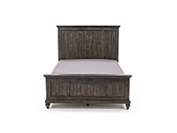 Calistoga Twin Panel Bed
